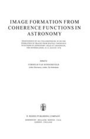Image Formation from Coherence Functions in Astronomy