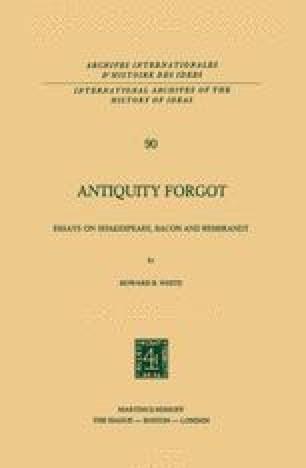Antiquity Forgot