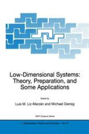Low-Dimensional Systems: Theory, Preparation, and Some Applications