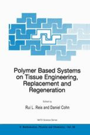 Biodegradable Polymers for Orthopaedic Applications | SpringerLink