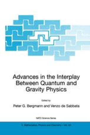 Advances in the Interplay Between Quantum and Gravity Physics