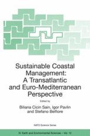 Sustainable Coastal Management: A Transatlantic and Euro-Mediterranean Perspective