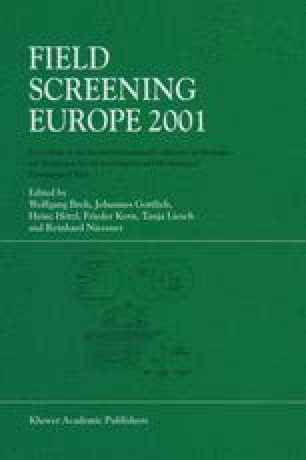 Field Screening Europe 2001