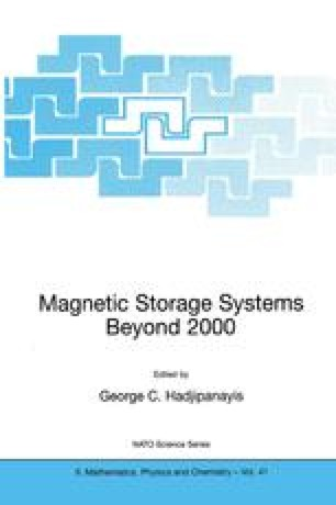 Magnetic Storage Systems Beyond 2000