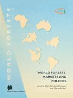 World Forests, Markets and Policies