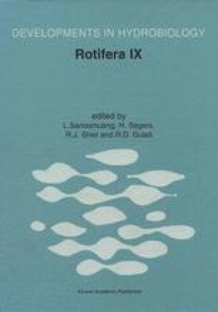 Rotifera IX