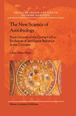 The New Science of Astrobiology