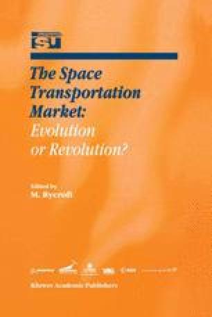 The Space Transportation Market: Evolution or Revolution?