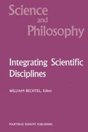 The nature of scientific integration springerlink the nature of scientific integration fandeluxe Images