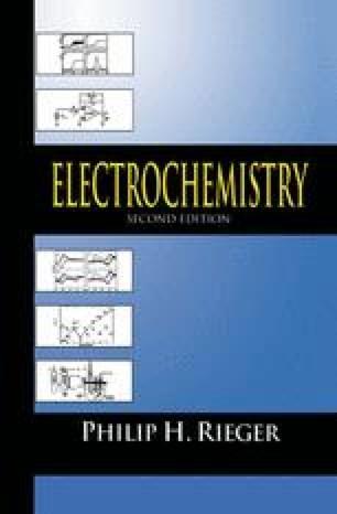 Electrolytic Conductance | SpringerLink