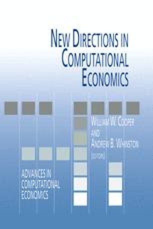 A General Economic Equilibrium Model Of Distributed Computing