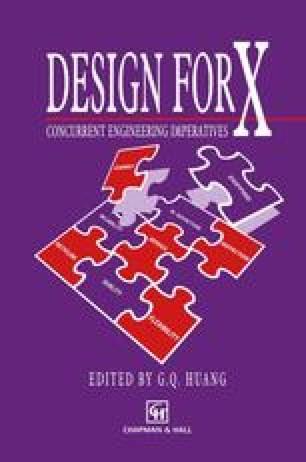 Design for X