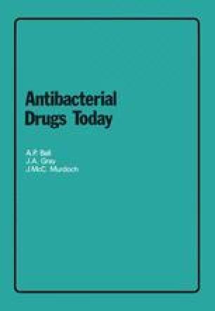 The Natural Penicillins — Benzylpenicillin (Penicillin G