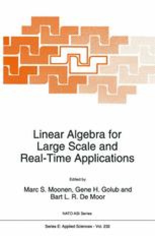 Matched Filter vs  Least-Squares Approximation | SpringerLink