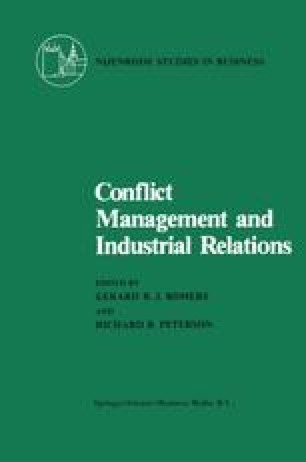 recent trends in industrial relations
