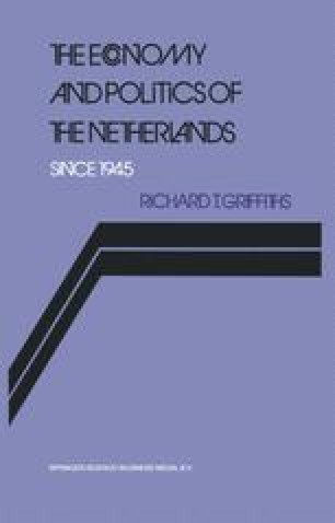 The Economy and Politics of the Netherlands Since 1945