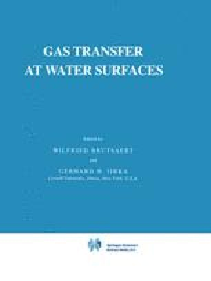 Wind Effects on Air-Water Oxygen Transfer in a Lake