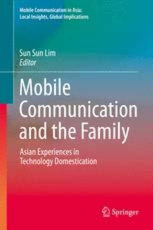 Mobile Communication and the Family