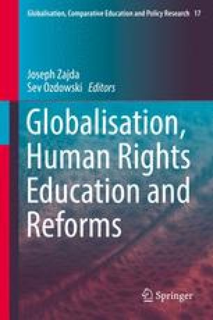 Globalisation, Human Rights Education and Reforms