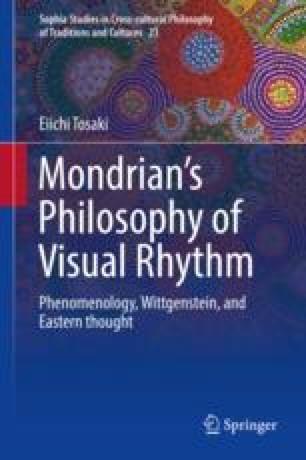 Mondrian S Theoretical Beginnings And Spiritual Background Of