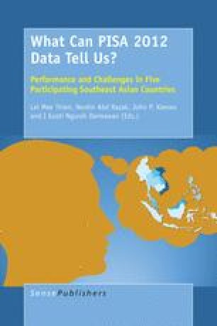 What Can PISA 2012 Data Tell Us?