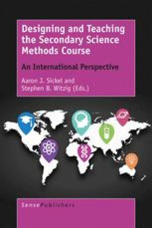 Chemistry Teaching Method Course for Secondary Science