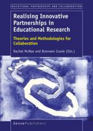 Realising Innovative Partnerships in Educational Research