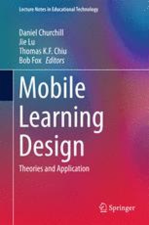 Mobile Learning Design