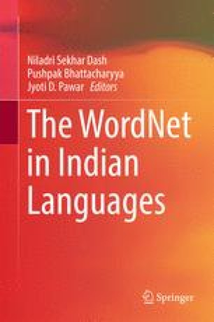 Issues in the Creation of Synsets in Odia WordNet | SpringerLink