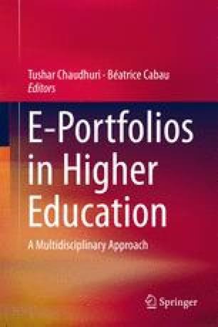 E-Portfolios in Higher Education