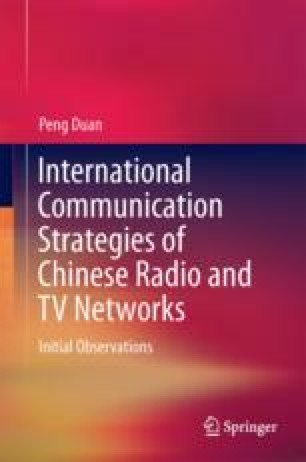 How to Develop China's International Communication of