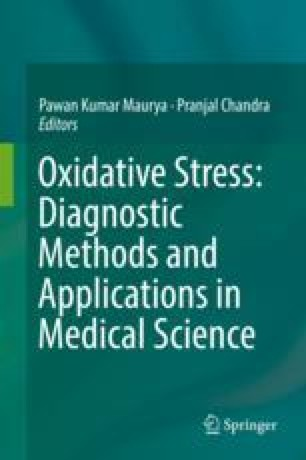 Oxidative Stress: Diagnostic Methods and Applications in Medical Science