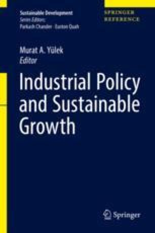 Infrastructure Investment in Industrial Policy Design