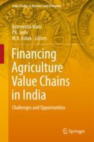 Elements of a National Agricultural Market in India
