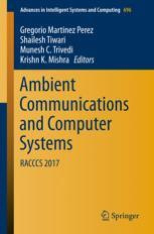 Ambient Communications and Computer Systems | SpringerLink