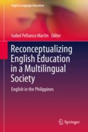 The Supremacy of English in Philippine Language Education Policy