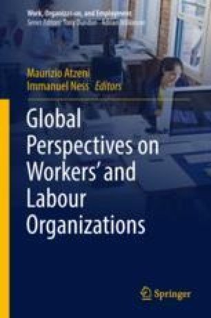 Organizing Informal Female Workers in India: Experiences