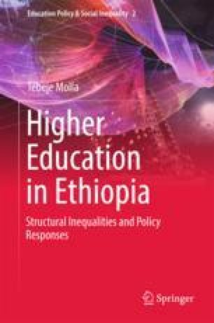 Higher Education Development in Ethiopia: A Brief Historical