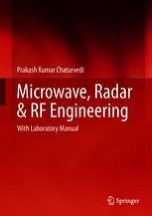 Introduction to microwaves springerlink microwave radar rf engineering fandeluxe Gallery