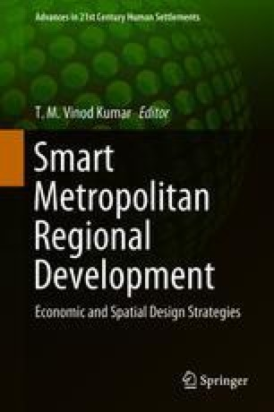 Smart Development of Ahmedabad-Gandhinagar Twin City Metropolitan