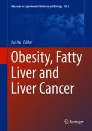 Obesity, Fatty Liver and Liver Cancer