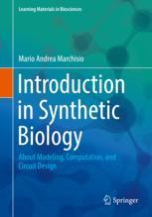 Introduction in Synthetic Biology