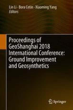 Proceedings of GeoShanghai 2018 International Conference: Ground Improvement and Geosynthetics