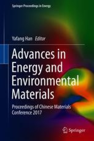 Advances in Energy and Environmental Materials