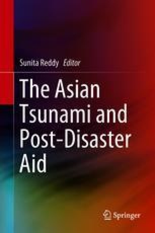 The Asian Tsunami and Post-Disaster Aid