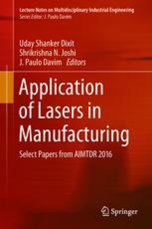 Laser Micromachining of Semiconductor Materials