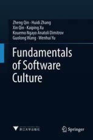 Software Applications and Software Culture | SpringerLink