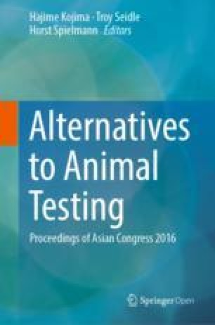 Cosmetic Regulation and Alternatives to Animal