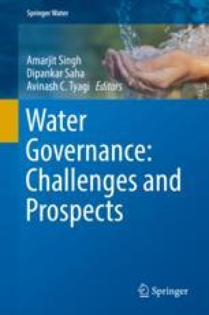 Emerging Issues in Water Resources Management: Challenges and