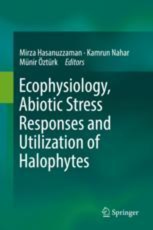 Ecophysiology of Vascular Halophytes